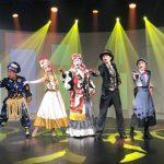 道頓堀のプロジェクョンマッピング・ミュージカル GOTTA