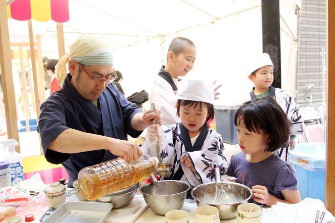 料理キッズ体験写真11