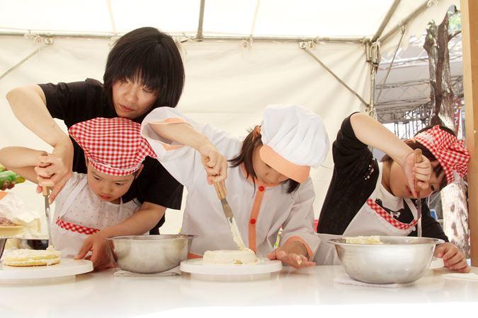 料理キッズ体験写真13