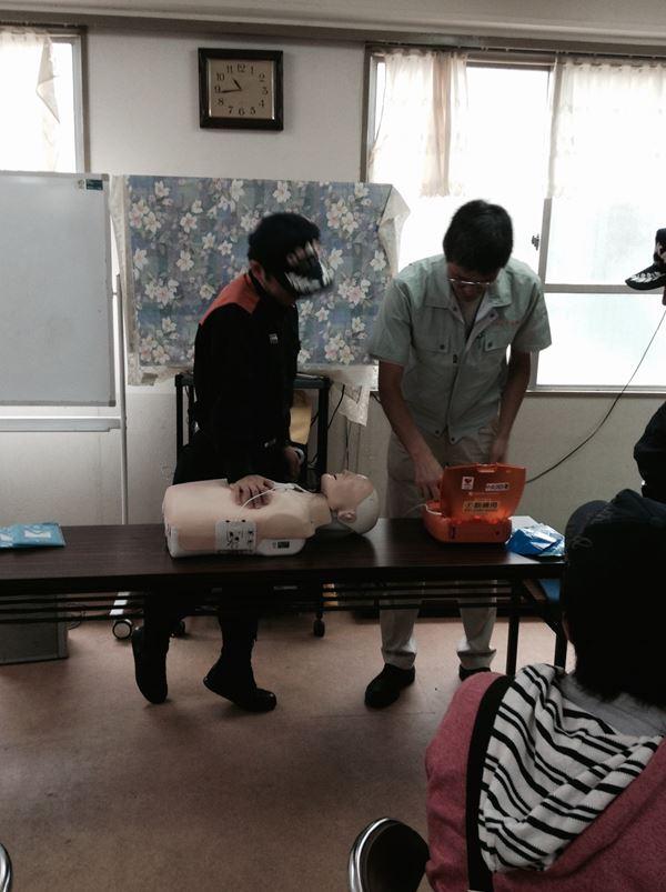 消防訓練写真5