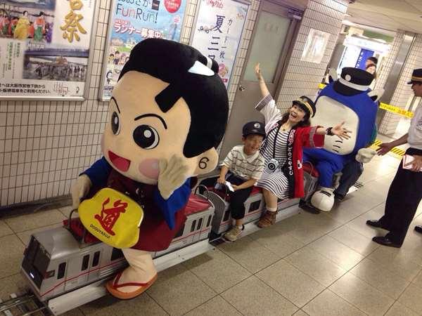 千日前線開業45周年記念イベント写真4